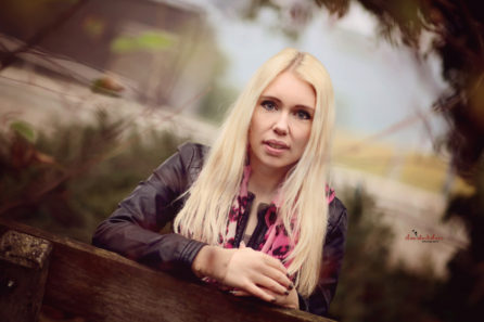 portraitfotografie, outdoor fotoshooting