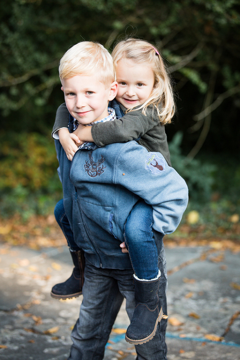 Outdoor Familien Fotoshooting